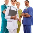 Medical team — Foto Stock
