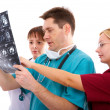 Doctors and nurse — Stock Photo #1311007