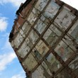 The Wall of ruinous building - Stock fotografie