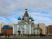Orthodox Christian church — Zdjęcie stockowe
