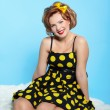 Pin-up girl — Stock Photo #2543162