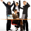 Business team — Stock Photo #2564915
