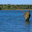 Fisherman — Stock Photo #2630628