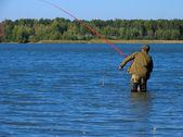 渔夫 — 图库照片