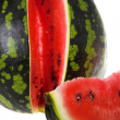 Water-melon - Stock Photo