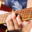 Royalty-Free Stock Photo: Guitar