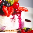 Stockfoto: Cheesecake