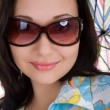 Girl in sunglasses — Stock Photo #2564733