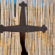 Stock Photo: Religious cross