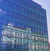 Prague Reflections — Stock Photo