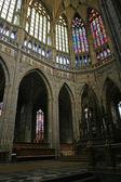 聖ヴィートのインテリア — ストック写真