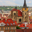 Prague Rooftops — Stockfoto