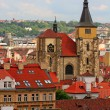 Prague Rooftops — Foto Stock