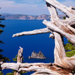 Phantom Ship, Crater Lake — Stock Photo #2636655