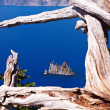 Phantom Ship, Crater Lake — Stock Photo #2687085