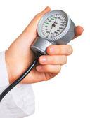 Medical instrument closeup — Stock Photo