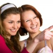Girlfriends — Stock Photo #1230411