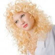 Young blonde — Stock Photo