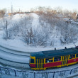 Industrial region of city Ufa - Photo
