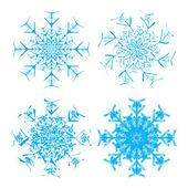 Frostwork — Stock Vector