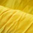 Yellow fabric - Photo