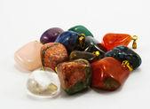 Semiprecious stones — Stockfoto