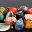 Semiprecious stones — Stock Photo #1643004
