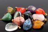 Pedras semipreciosas — Foto Stock