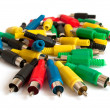 Colour adapters — Stock Photo
