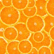 Orange background - Photo