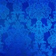 Royalty-Free Stock Photo: Sharp blue textured background