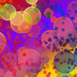 Bright pastel bubble mix — Stock Photo #1248106