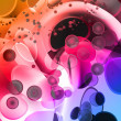 Multicolored background - similar images — Stock Photo #1301579