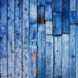 Vintage blue wooden background — Stock Photo #1407721