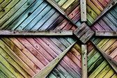 Fond en bois Vintage — Photo