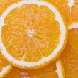 Juicy orange background — Stock Photo #1415068