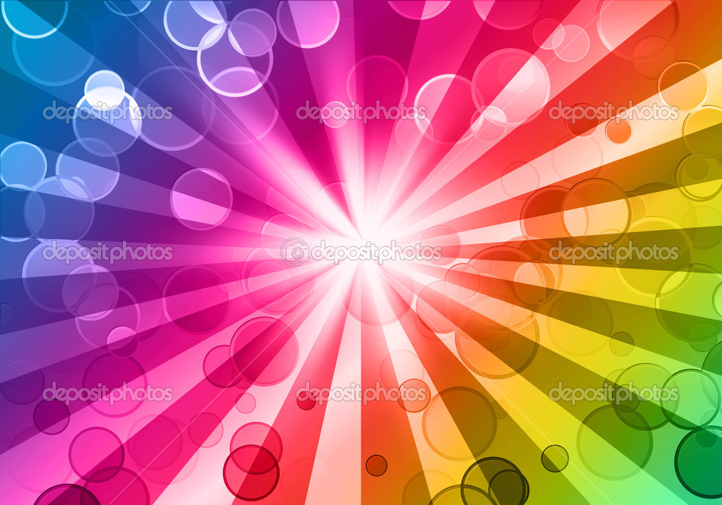 Colorful night party background - similar images available  Stock Photo #1607391