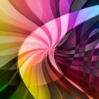 Curve digital background — Stockfoto