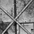 Vintage rusty industrial background - Stockfoto
