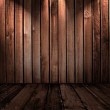Vintage wooden interior — Stock Photo #1655722