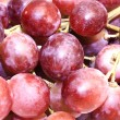 Stock Photo: Grape background