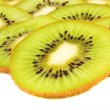 Bright juicy kiwi background — Stock Photo #1842675
