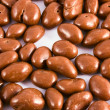 Chocolate raisin background - Stok fotoraf