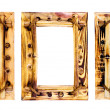 A set of frames — Stock Photo