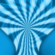 Blue twirl background — Photo