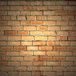 sfondo di muro di mattoni d'epoca — Foto Stock