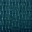 Blue wicker textured background - Stock Photo