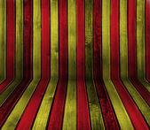 Gestreepte houten achtergrond — Stockfoto