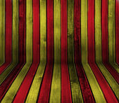 Striped wooden background — Stockfoto