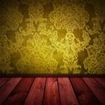 Yellow vintage room — Stock Photo #2554657